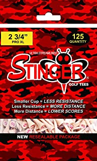Stinger Tees- Pro XL Golf Tees
