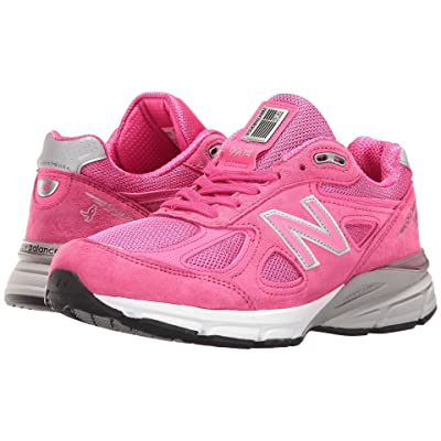 New Balance 990 V4 (Pink/Purple) Women