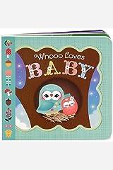 Whooo Loves Baby: Keepsake Greeting Card Board Book Board book