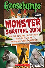 Monster Survival Guide (Goosebumps: The Movie) Kindle Edition