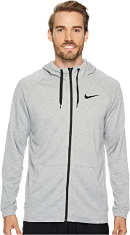 91e641abe78a3 Nike dri fit french terry full zip hoodie