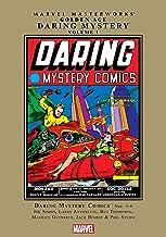 Golden Age Daring Mystery Masterworks Vol. 1: Golden Age Daring Mystery - Volume 1 (Daring Mystery Comics (1940-1942))