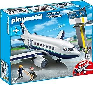 PLAYMOBIL - Avión de pasajeros y mercancías (5261