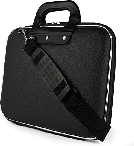 "Black Laptop Carrying Case Bag for HP EliteBook Elite x2 Envy ProBook Spectre x360 Stream ChromeBook 11"" to 12 inch"