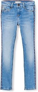 Tommy Hilfiger Girls Nora Rr Skinny-Brublkdnm Pants