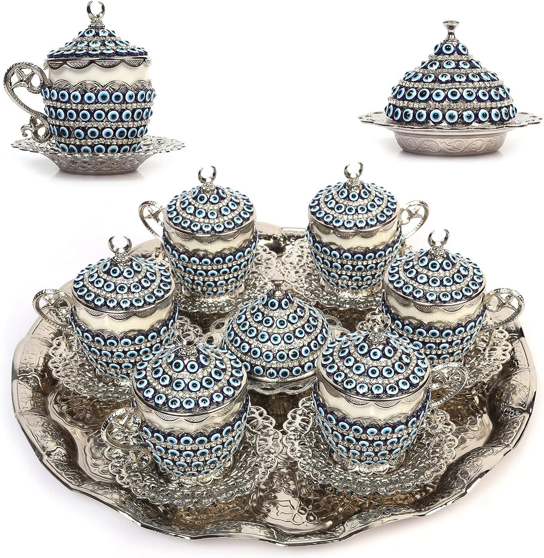 Alisveristime Inexpensive 27 Pc Special price Turkish Greek Espresso Sau Arabic Coffee Cup