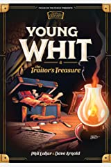 Young Whit and the Traitor's Treasure Kindle Edition