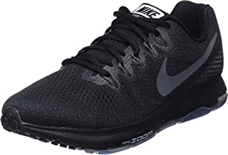 Men's Zoom All Out Low, Black/Dark Grey-Anthracite, 6 M US