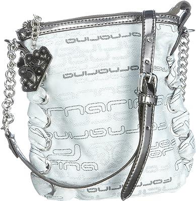 Fornarina Bags UMA B639PS40 Damen Abendtaschen, 22x4x21 cm (B x H x T)