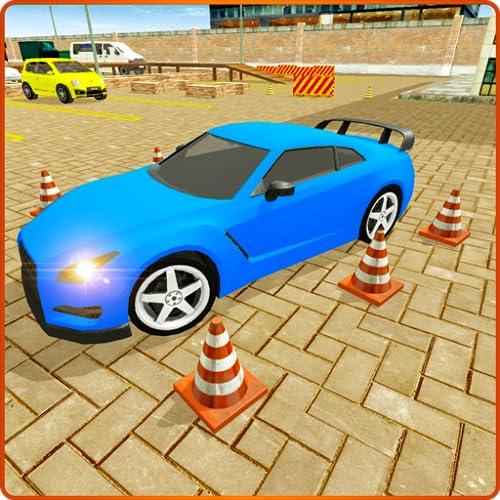 Driving School Car Parking 3D