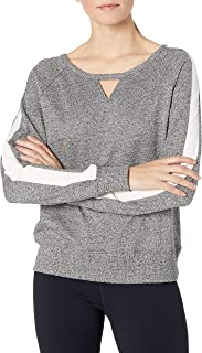 X by Gottex Women's French Terry Raglan Sweatshirt