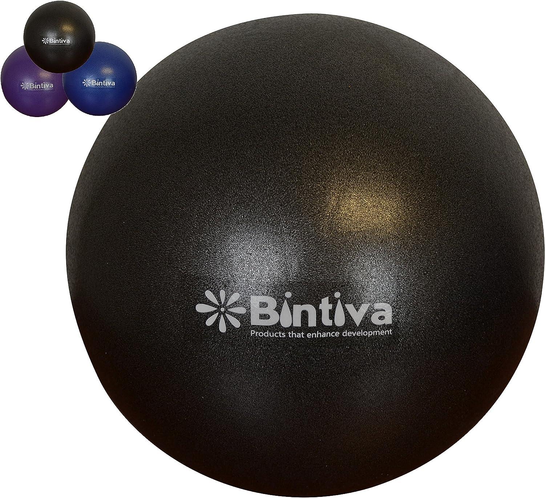 bintiva free 5 popular Mini Pilates Ball 7-9 Stability Exerc Used Inch for