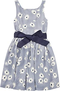 Polo Ralph Lauren Kids - Floral Fit & Flare Dress (Little Kids)