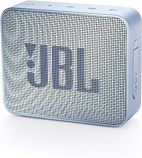 JBL GO2 Waterproof Ultra Portable Bluetooth Speaker - Cyan