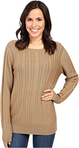 Connie Cable Pullover