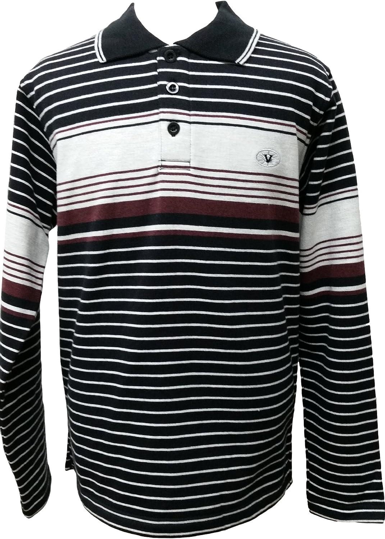 Viero Richi Fleece Boy's Polo Shirt 360