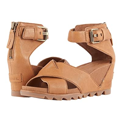 SOREL Joanie Sandal II (Camel Brown) Women