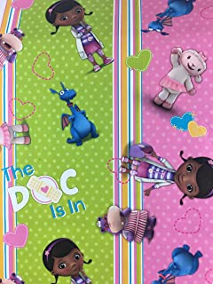 Disney Doc McStuffins Gift Wrapping Paper