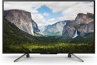 "Sony KDL-43WF665 Bravia 109,2 cm (43"") Full HD Smart TV Wi-Fi Nero, Argento"