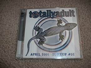 THE ALBUM NETWORK TOTALLY ADULT APRIL 2001 TUNE UP # 51