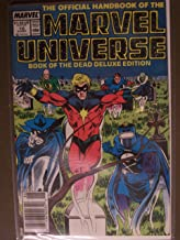 Best marvel universe book of the dead deluxe edition Reviews