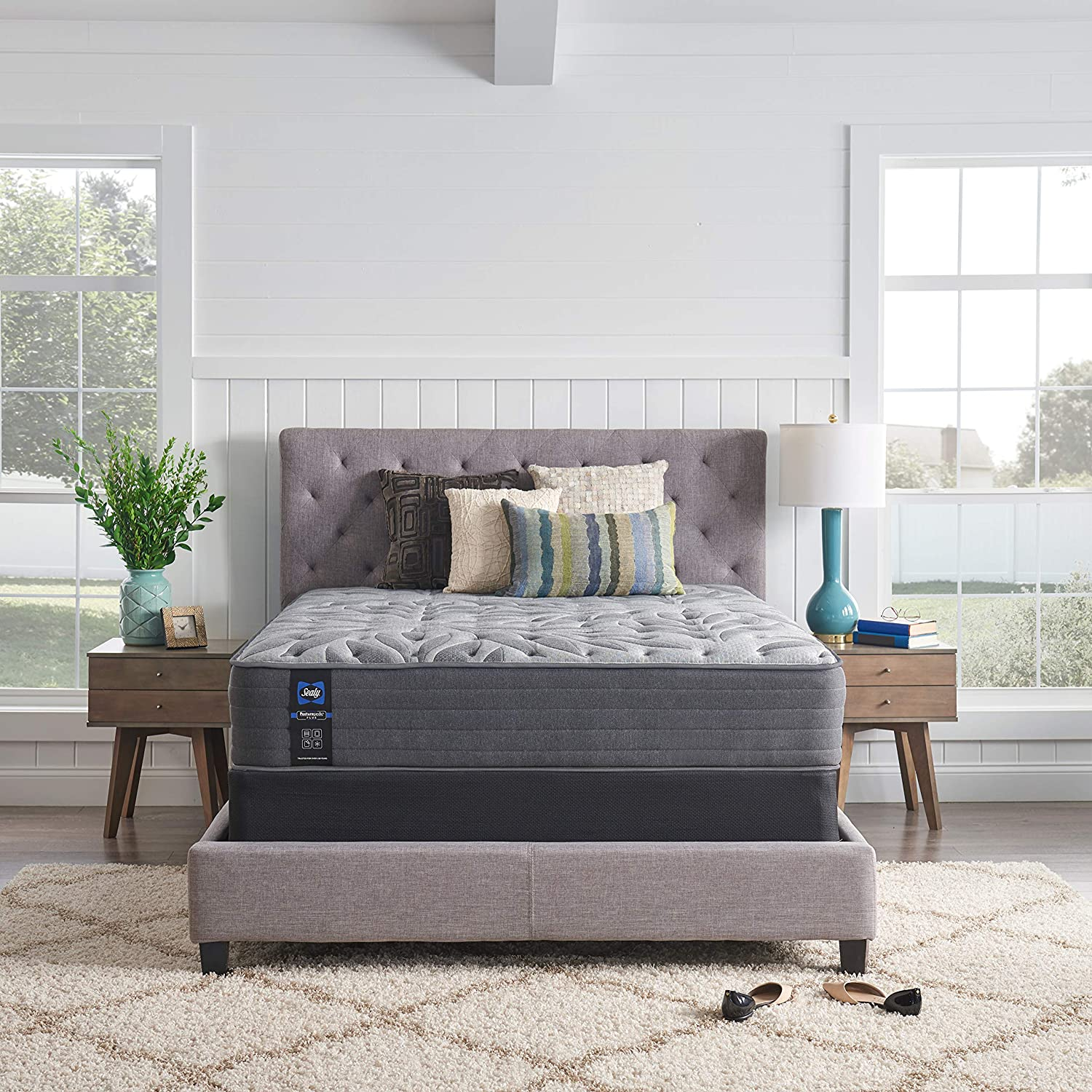 Sealy Posturepedic Max Limited time trial price 43% OFF Plus Tight Top Soft w Plush Mattress 13-Inch