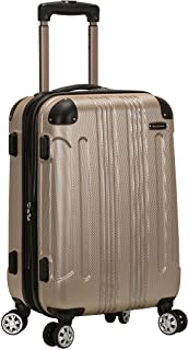 """Rockland 20"""" Expandable Carry On, Spinner Luggage"""