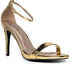 Best shiny gold heels Reviews