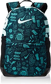 Nike Unisex-Child Backpack, Nightshade/Black - NKBA6068