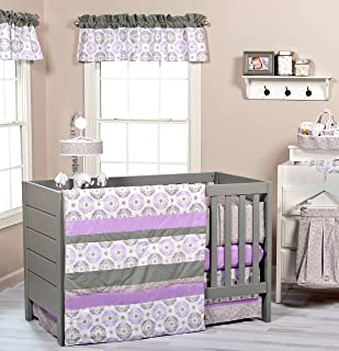 Best lilac baby bedding Reviews