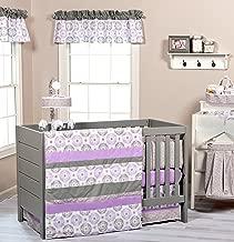 Best medallion crib bedding Reviews