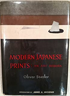 Modern Japanese Prints: An Art Reborn