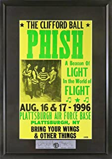 phish clifford ball poster
