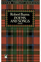 Poems and Songs (Dover Thrift Editions) Kindle Edition