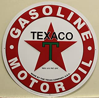 Best large texaco sign Reviews