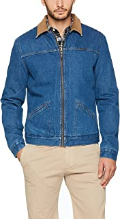 1cf8bd273 Amazon.fr : Veste en jean - Wrangler / Homme : Vêtements