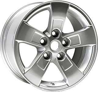 Dorman Alloy Wheel with Painted Finish (16 x 7.5 inches /5 x 120 inches, 41 mm Offset)