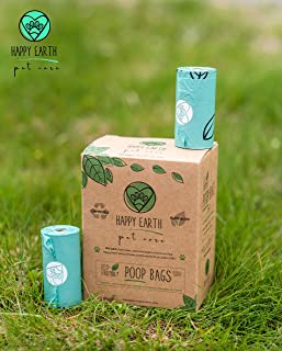 Happy Earth Pet Care Biodegradable