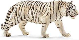Tiger, white