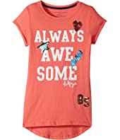 Tommy Hilfiger Kids - Always Awesome Tee (Big Kids)