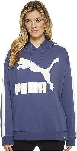 PUMA - Classics Logo T7 Hoodie
