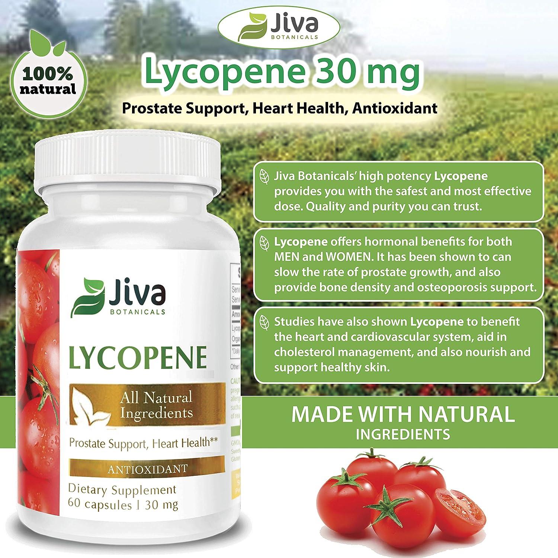 prostate lycopene tomato Mi okozhat krónikus prosztatitiset