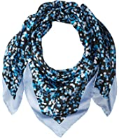 Kate Spade New York - Gifting Bubbles Silk Square Scarf