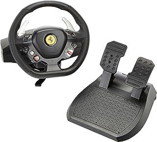 Thrustmaster FERRARI 458 ITALIA - Volante - Xbox360 / PC - Replica Volante Ferrari 458 itailia - Licencia Oficial Ferrari y Xbox360