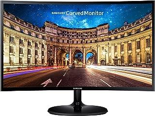 Samsung C27F398FWR 68,58 cm (27 inch) gebogen monitor (HDMI, DisplayPort, 4ms, 1920 x 1080 pixels) zwart