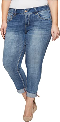 Jag Jeans Plus Size Plus Size Carter Girlfriend Jeans