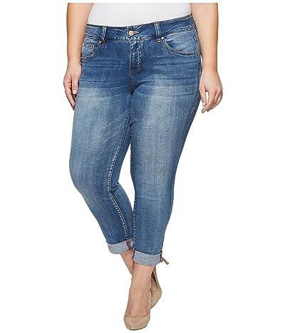 Jag Jeans Plus Size Plus Size Carter Girlfriend Jeans (Mid Vintage) Women