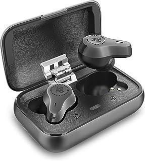 mifo O7 True Wireless Earbuds, Qualcomm apt-X/ SBC / AAC , Noise Cancelling CVC8.0, Bluetooth 5 Wireless Sport Earphones f...