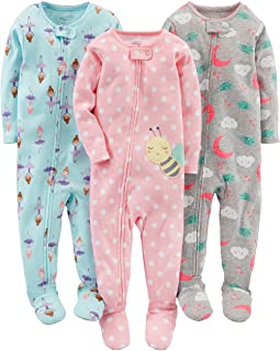 Simple Joys by Carter's Baby and Toddler Girls' 3-Pack...