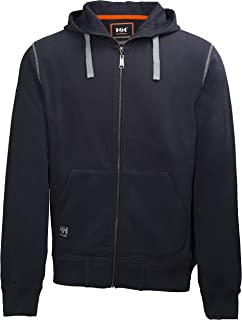 Helly Hansen Workwear Huvtröja Oxford FZ huvtröja, med dragkedja 79028